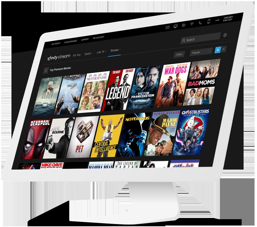 Watch TV Online, Stream Episodes and Movies | Xfinity Stream