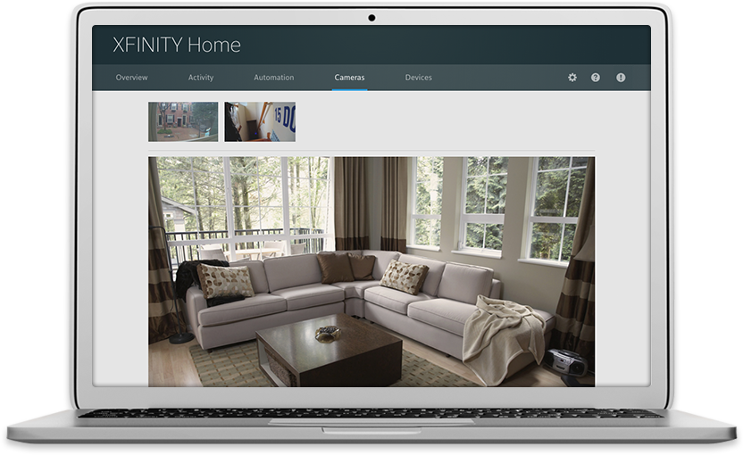 XFINITY® Home Video Surveillance from Comcast