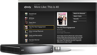 XFINITY® from Comcast: TV, Internet and Phone