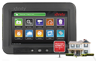 comcast xfinity home security & automation systems